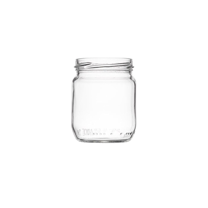 Image de Bocal Standard 212ml verre TO63 transparent
