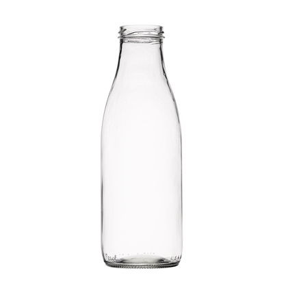Picture of Juice bottle 750 ml glass TO48 clear