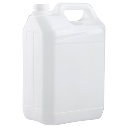 Picture of Jerrycan 5000ml HDPE 40mm neutral per 36