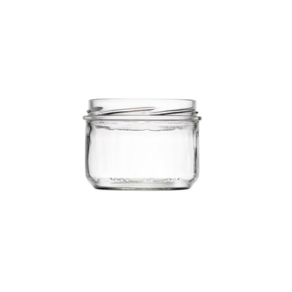 Image de Bocal Terrine 262ml verre TO82 transparent