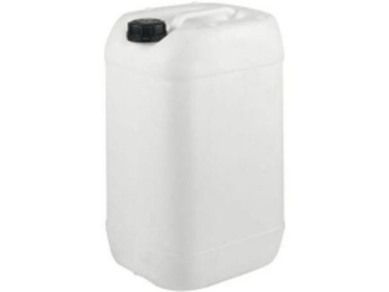 Picture of Jerrycan 20L HDPE DIN60 neutral with screw cap per 60