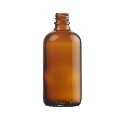 Picture of Dropperbottle 100 ml GL18 amber per 68