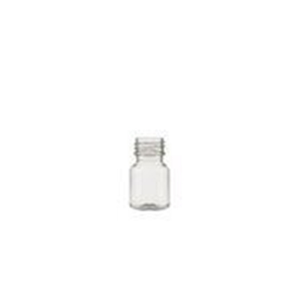 Image de Flacon veral PET transparent 50ml PP 28 par 263