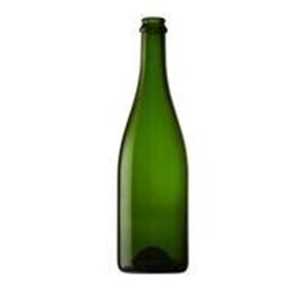Picture of Bottle sparkling wine 750 ml green per 23