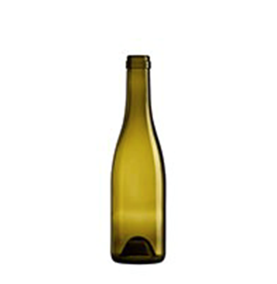 Picture of Bourgogne bottle  375ml green