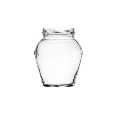 Image de Bocal Orcio 370ml verre TO63 transparent
