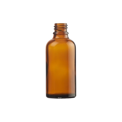 Picture of Dropperbottle 50 ml GL18 amber per 20
