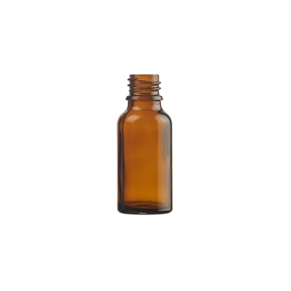 Picture of Dropperbottle 15 ml GL18 amber per 38