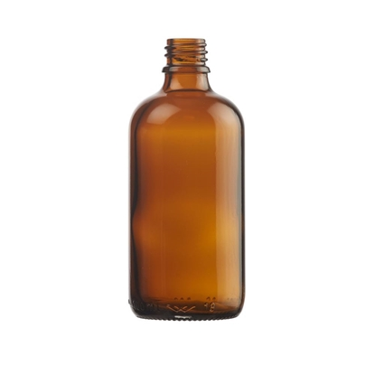Picture of Dropperbottle 100 ml GL18 amber per 15