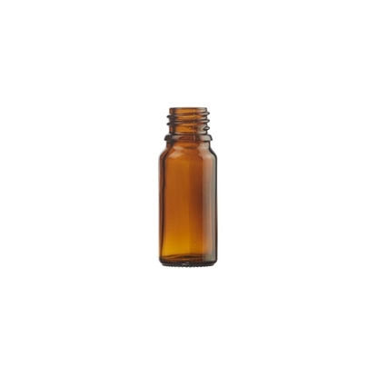 Picture of Dropperbottle 10 ml GL18 amber per 20
