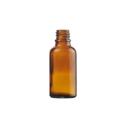 Picture of Dropperbottle 30 ml GL18 amber per 22