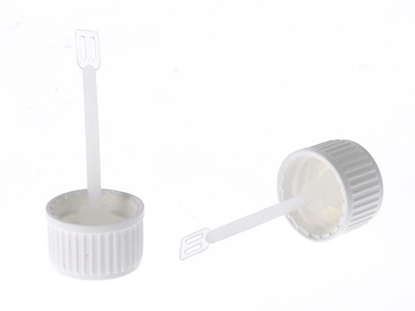 Picture of Screw cap  GL18 with spatule