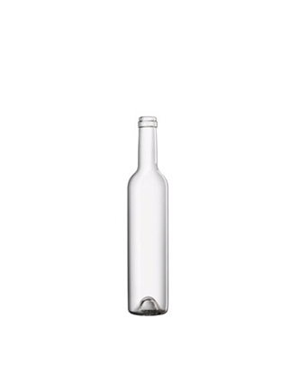 Picture of Bordelaise bottle 500ml clear