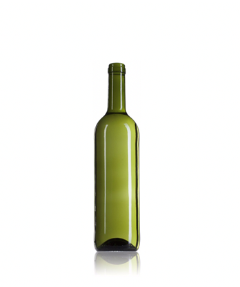 Picture of Bordeaux bottle 750ml green