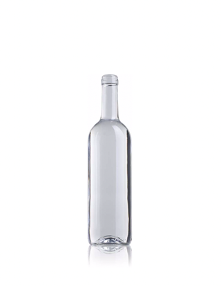 Picture of Bordelaise bottle 750ml clear