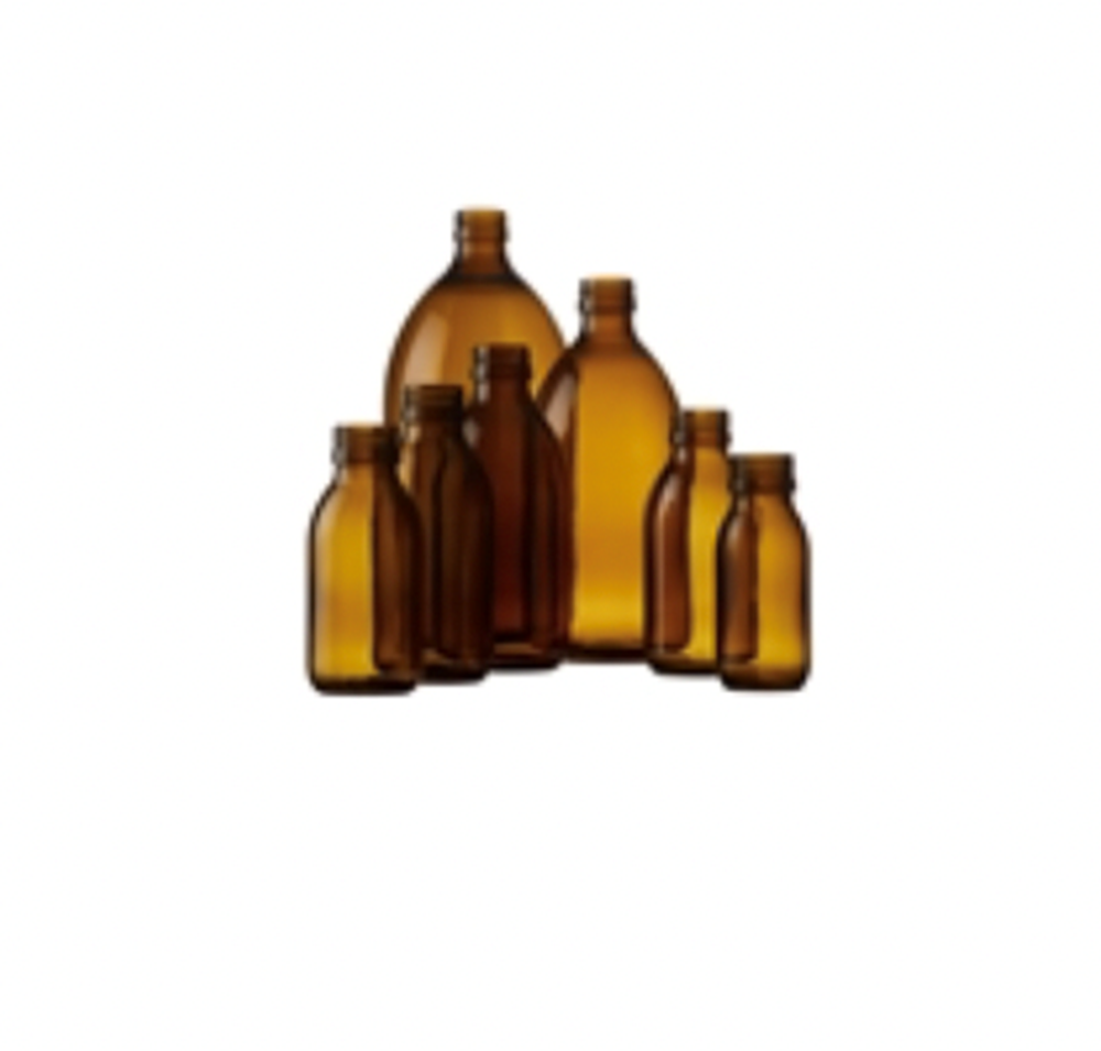 Picture for category Syrup bottles Amber