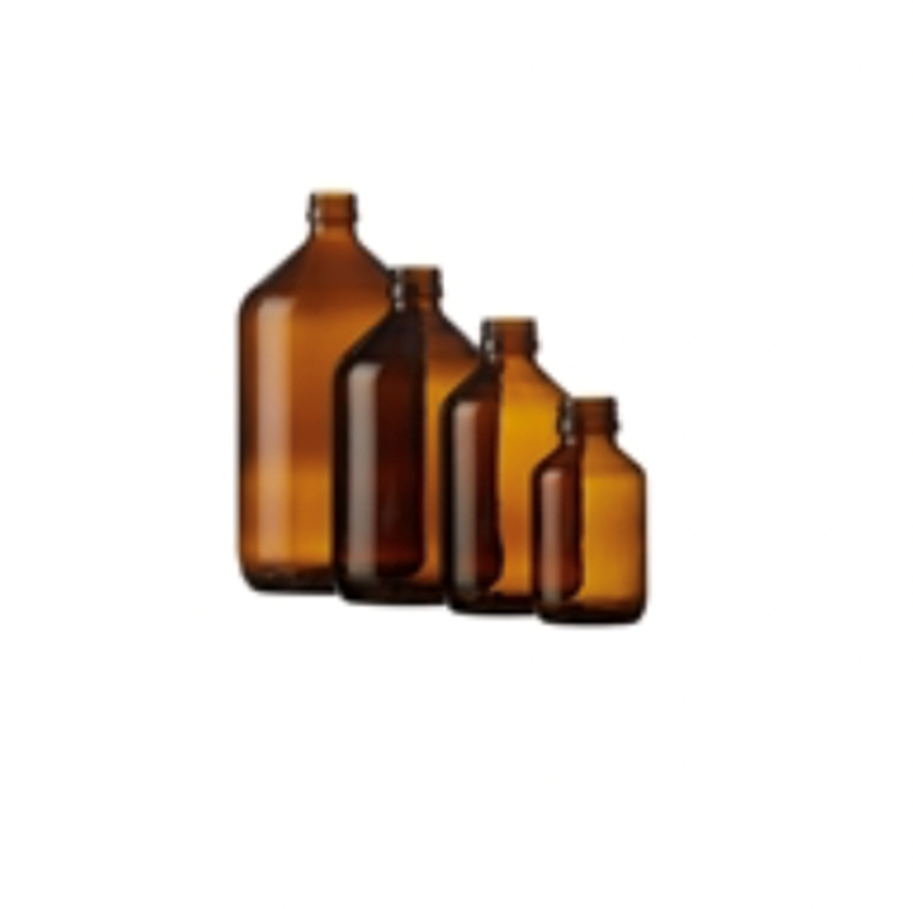 Picture for category Vera Bottles Glass Amber