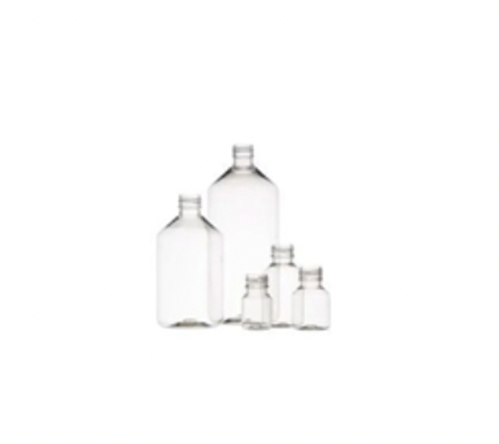 Picture for category Bottles Veral PET Clear