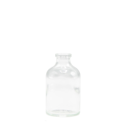 Afbeeldingen van Antibioticafles 50-70 ml - clear - TYPE 1