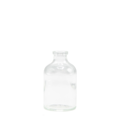 Afbeeldingen van Antibioticafles 50-70 ml - clear - TYPE 3